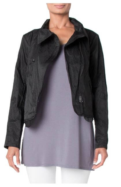 Style to spare jacket at Bijou Boutique women's clothes store, London, ON