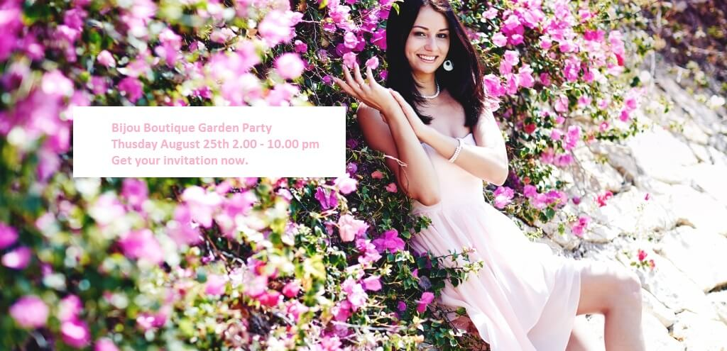 Garden Party Event FB